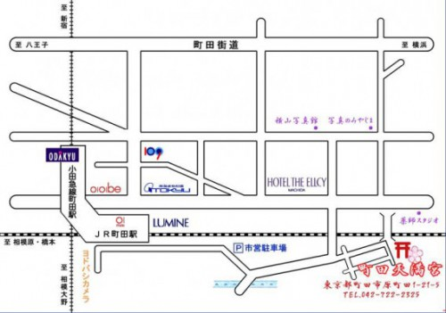 天満宮 地図