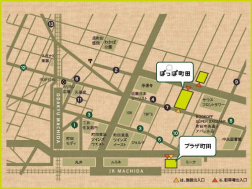 ぽっぽ地図